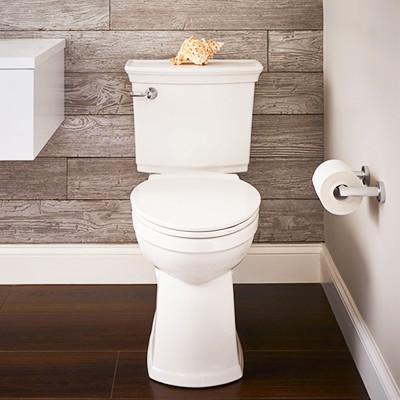 nguyên nhân gây mùi hôi trong toilet