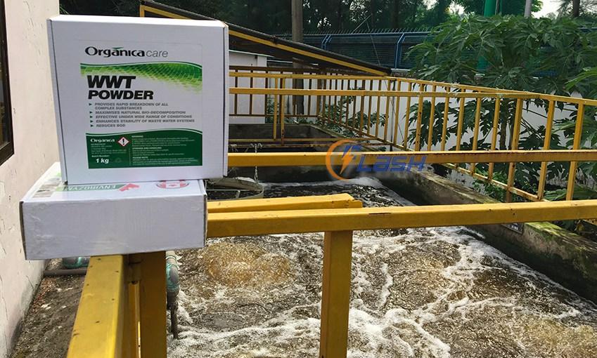 bể hiếu khí nước thải xi mạ