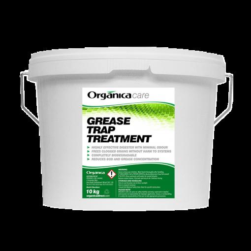 vi sinh xử lý dầu mỡ Grease Trap Treatment