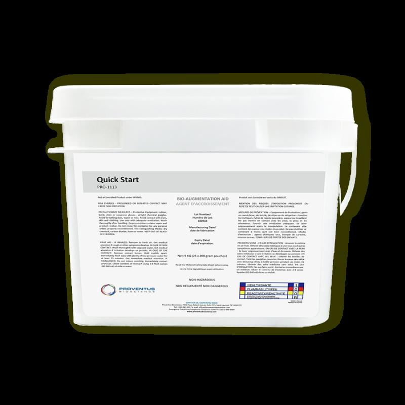 vi sinh xử lý amoni và nitơ Quick Start