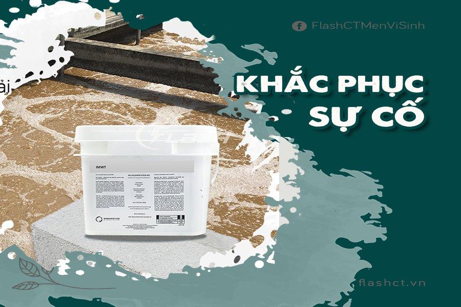 khắc phục sự cố xử lý nước thải sinh hoạt